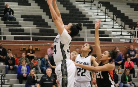 Lady Rams Outrun Ogden Tigers