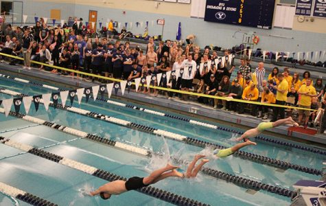 Ram Spirit Spreads To The Pool