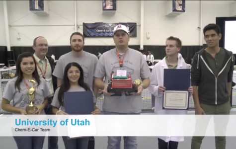Former Highland Student Wins Chem-E-Car Competition