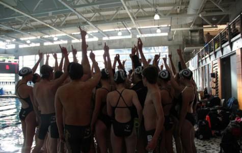 Swimming Rams Kick Off Season