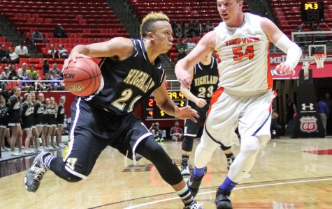Highland Falls Short To Timpview