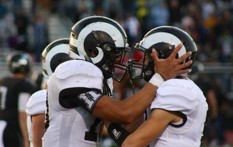 Rams To Take On Titans