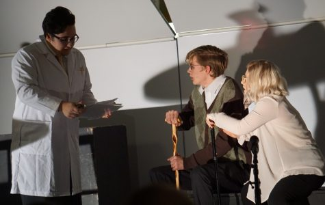 Highland Play Productions Students Entrance Their Audience with Food and Fine Drama.