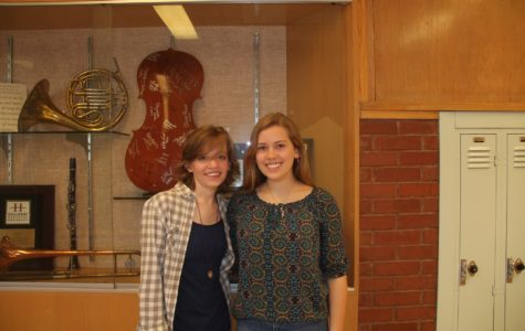 McCombe and Lund Make It into the Utah All-State Orchestra