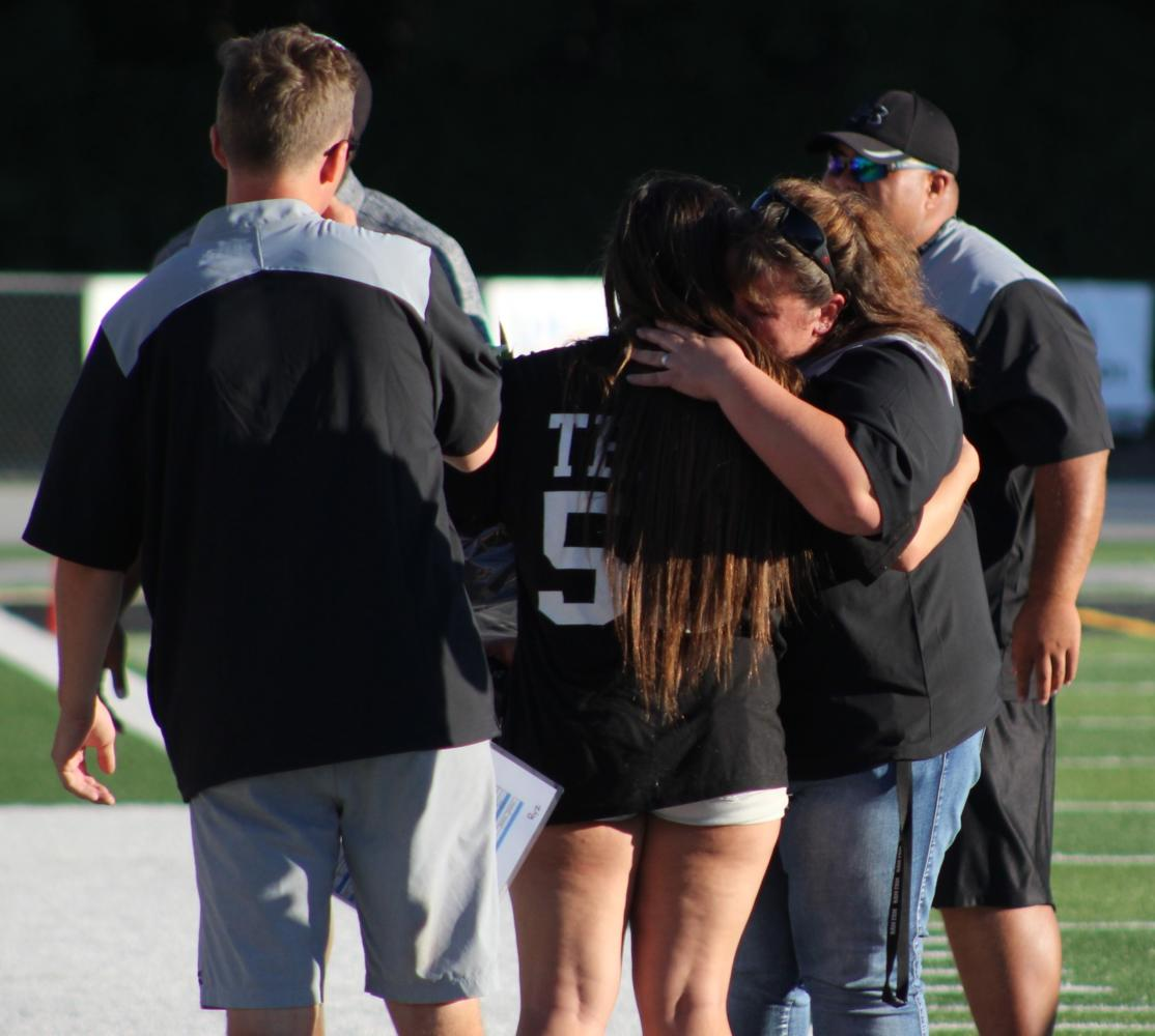 Katie Ieremia left a huge impact on Highland students and faculty.