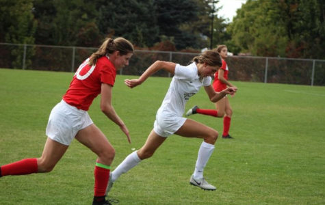 Lady Rams Soccer Senior Night Suppresses Season