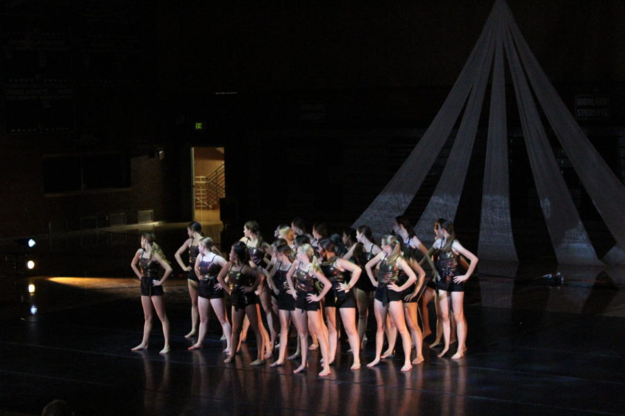 Highland+Dance+Company+Performs+at+their+fall+concert%2C+%22Breakthrough.%22