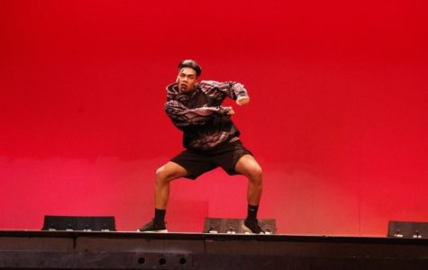 Trey Tuitau wins Talent and Traditions Assembly With His Original Dance