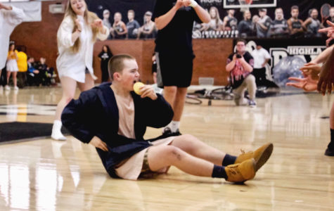 The Stranger Seniors Lip Sync Collapses Senior Class