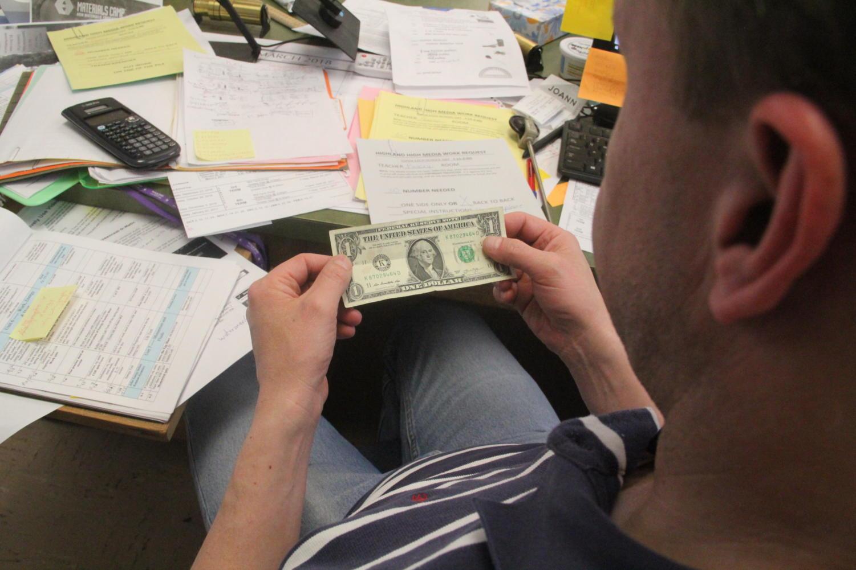 Physics Teacher Jason Parry Worries About His Salary