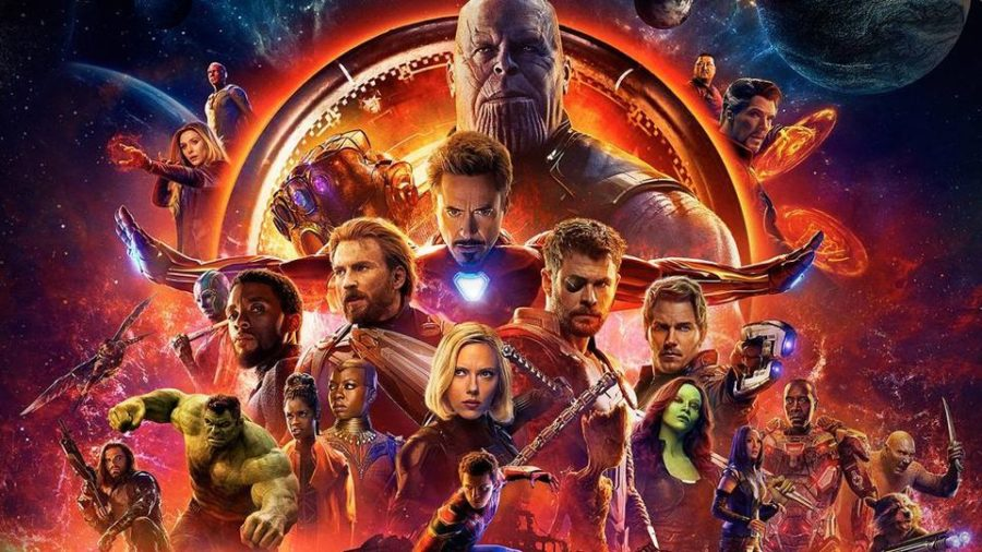 The Avengers Infinity War Review