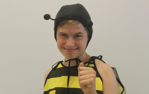 Luke Madson Is Just Bee-ing Himself