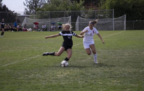 Highland Womens' Soccer Falls Short In Home Game Against East