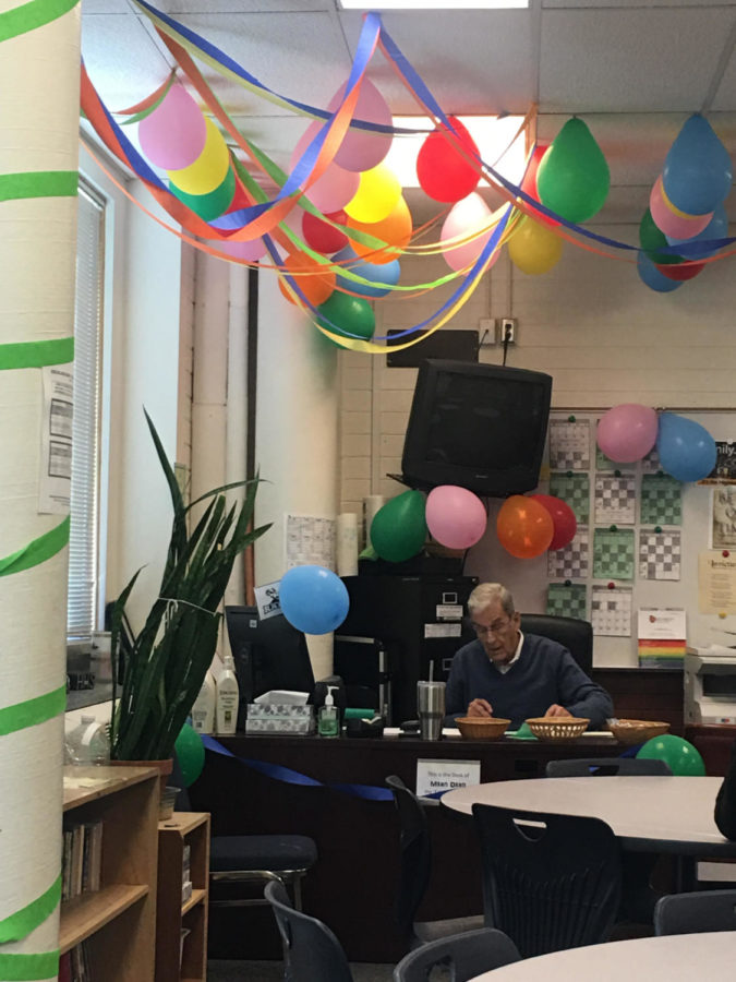 Dean Collett turns 90, marking 63rd year at Highland