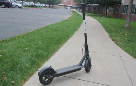 E-Scooters Hit Highland