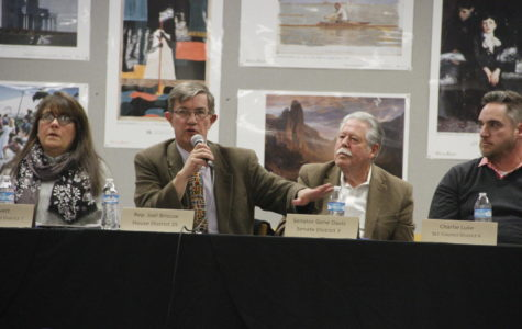 Town Hall Meeting Held At Highland Shed Light On Some Important Issues