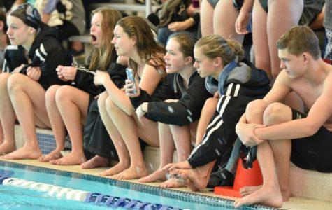 Senior Night Prepares Swim Team For Season's End