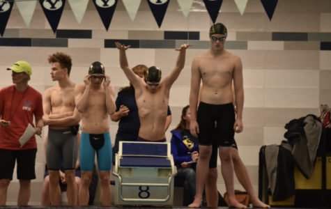 Highland Swimmers Dive Head First Into State Meet