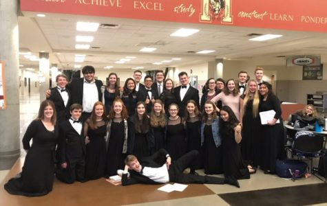 Madrigals Make It To State