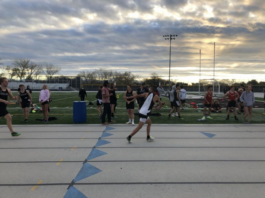 Highland Dominates All City Track Meet