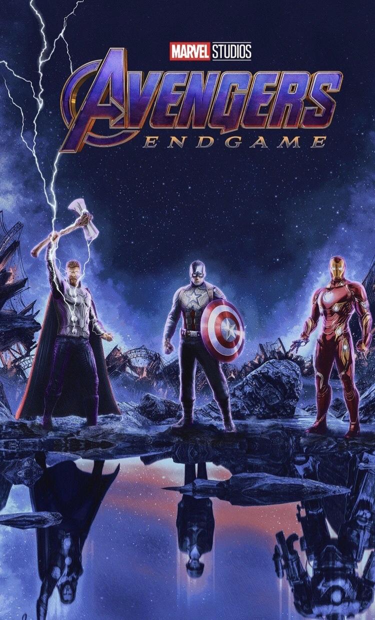 Marvel's Avengers: Endgame Poster