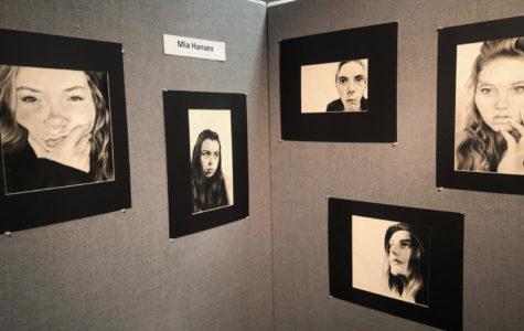 """Mia Hansen's Art Stands Out At """"tARTan FEST"""""""