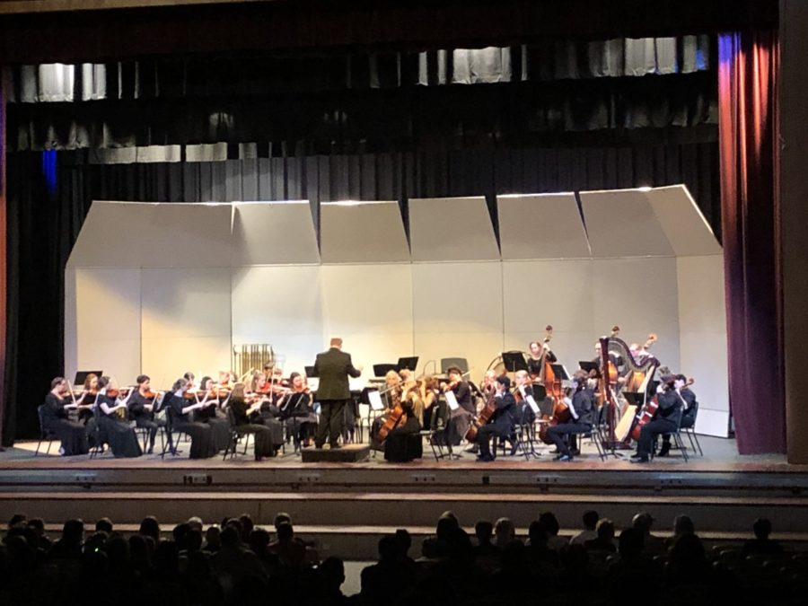 Wind Ensemble Slides Into Victory