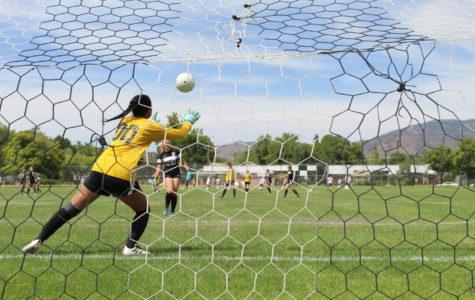 Girls' Soccer Struggles To Find Starting Goalie