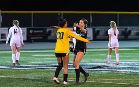 Highland Womens Soccer is Successful on Senior Night