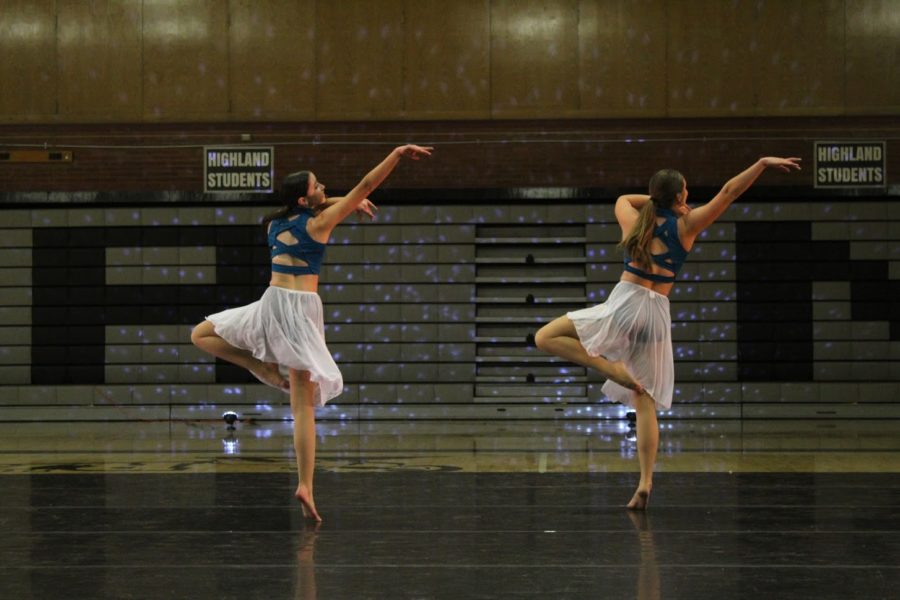 Phases: Highland Dance Company Performs Fall Concert