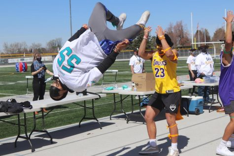 Spirit Bowl Unites The School After A Year Of Loneliness